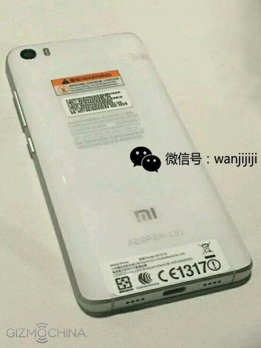Xiaomi Mi5: новые фото за несколько часов до премьеры – фото 2