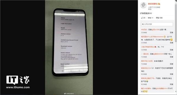 Meizu X8 на «живом» фото и у него имеется «айфоноподобная» черта – фото 1