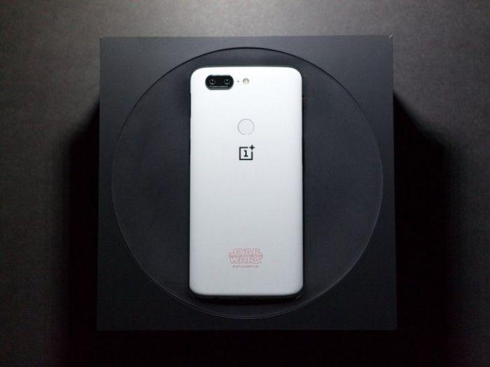 Хочешь звезду, что носит твое имя? Купи OnePlus 5T Star Wars Limited Edition одним из первых – фото 1