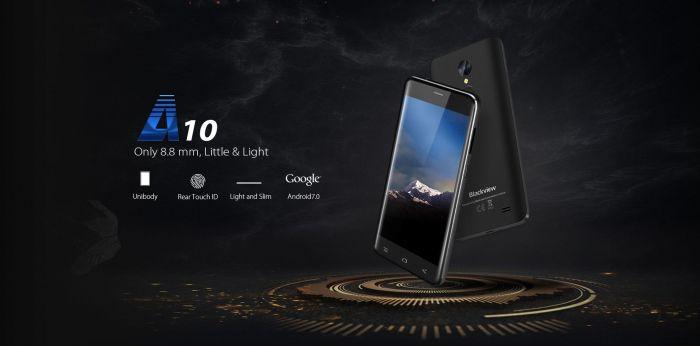 Blackview A10 — очередной дешевый смартфон из Китая – фото 1