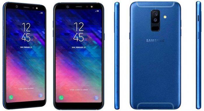 Samsung Galaxy A6 и Galaxy A6+: пресс-изображения и все характеристики – фото 4