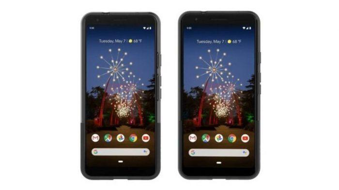 Опубликован официальный рендер Google Pixel 3a и Pixel 3a XL – фото 2
