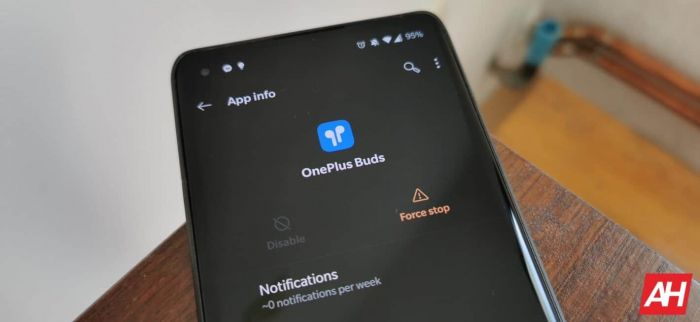 OnePlus грубо навязывает свое приложение OnePlus Buds – фото 2