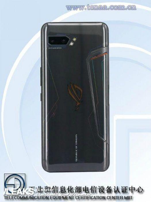 рендер ASUS ROG Phone 2