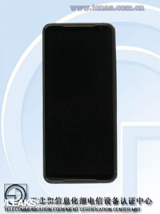ASUS ROG Phone 2 на рендере
