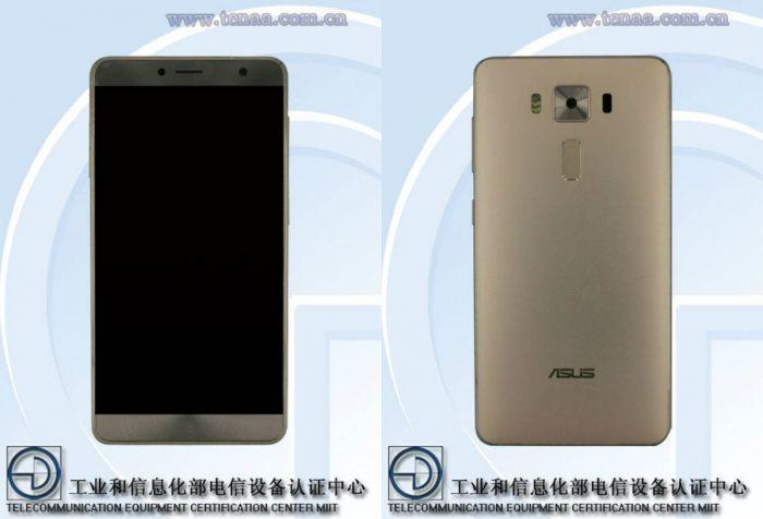 ASUS ZenFone 3 сертифицирован в Китае – фото 1