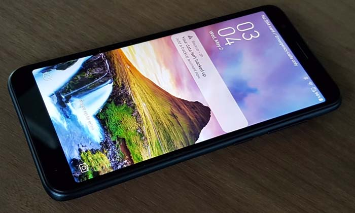 Представлен ASUS Live L1 — смартфон начального уровня – фото 1