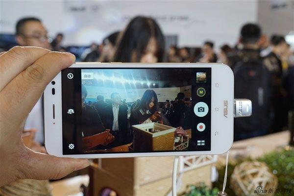 Камерофон ASUS ZenFone Zoom пришел на прилавки магазинов в Китае – фото 4