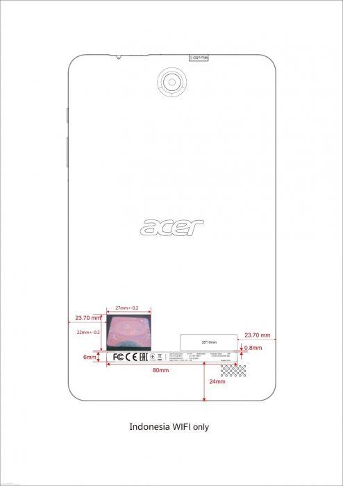 Acer Iconia One 8 (2018) - для всех, кто скучал по новым планшетам – фото 2
