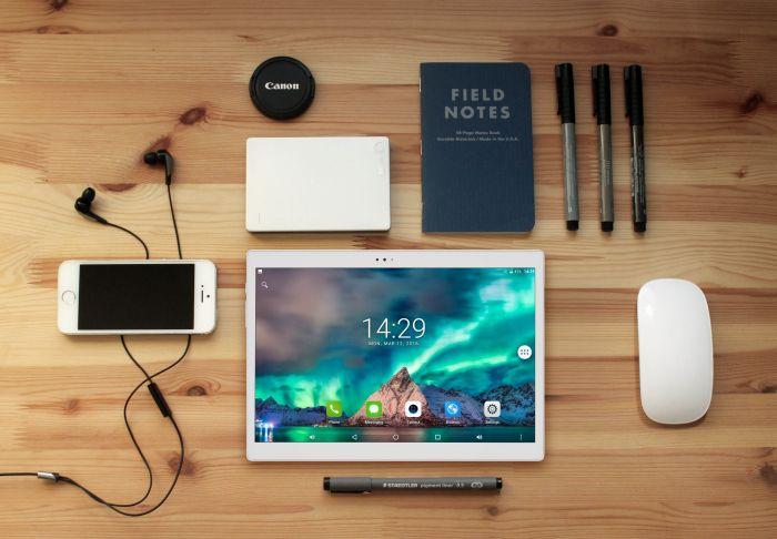 Alldocube X получил AMOLED экран и Android 8.1 Oreo – фото 1