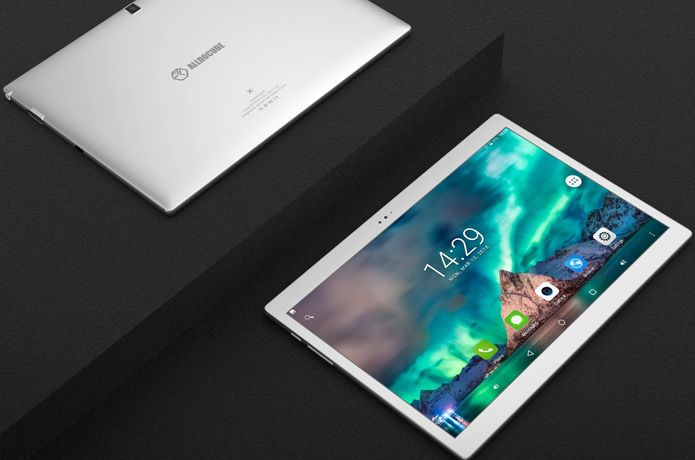 Alldocube X получил AMOLED экран и Android 8.1 Oreo – фото 2