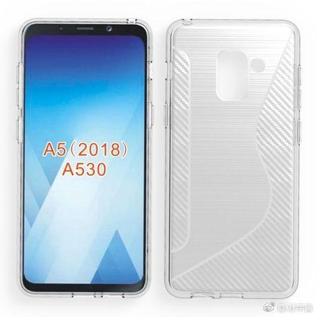 Рендеры Samsung Galaxy A5 (2018): вариация уменьшенного Samsung Galaxy S8 – фото 2