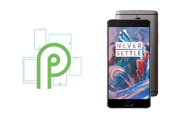 Началось закрытое бета-тестирование Android 9 для OnePlus 3 и 3T – фото 1