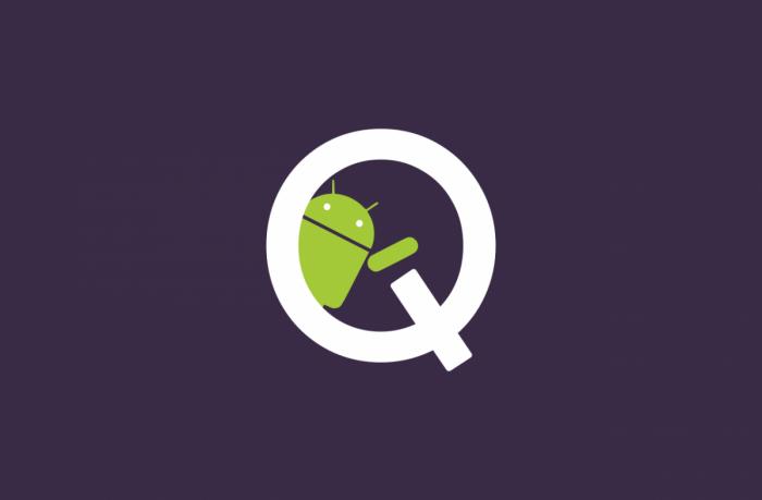 Скачать обои и рингтоны Android Q – фото 2