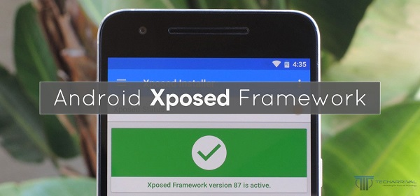 android exposed framework