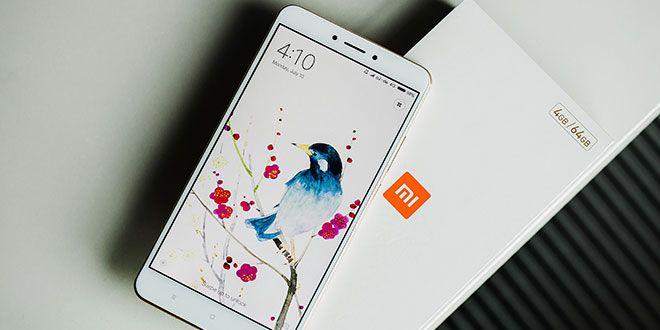 Китайцы опубликовали фото Xiaomi Mi Max 3 – фото 1