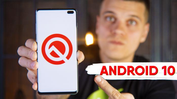 Видеообзор: что нового в первой бета-версии Android Q – фото 1