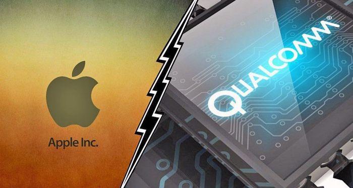 Apple требует от Qualcomm 1 млрд долларов, а иначе уйдет к MediaTek – фото 1