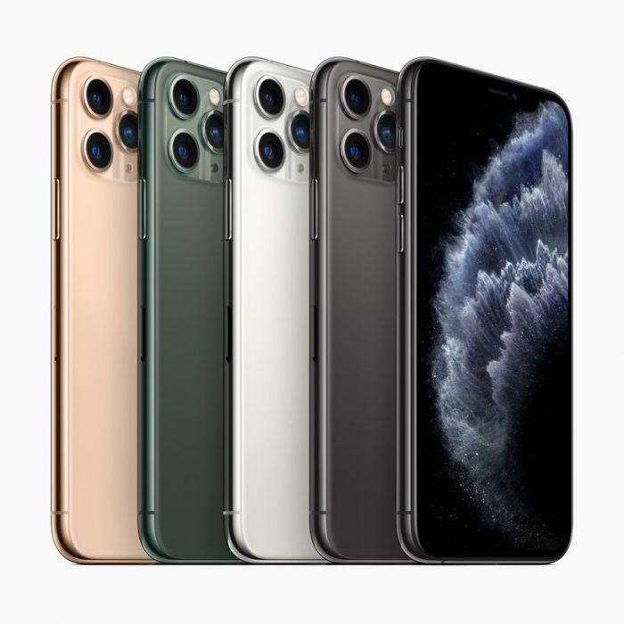 Представлены iPhone 11 Pro и iPhone 11 Pro Max: обошлось без революций – фото 1