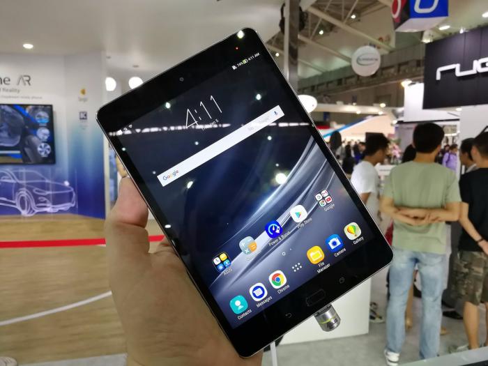 Представлен планшет ASUS ZenPad 3S 8.0 с 2К дисплеем, Snapdragon 652 и 4 Гб ОЗУ – фото 1