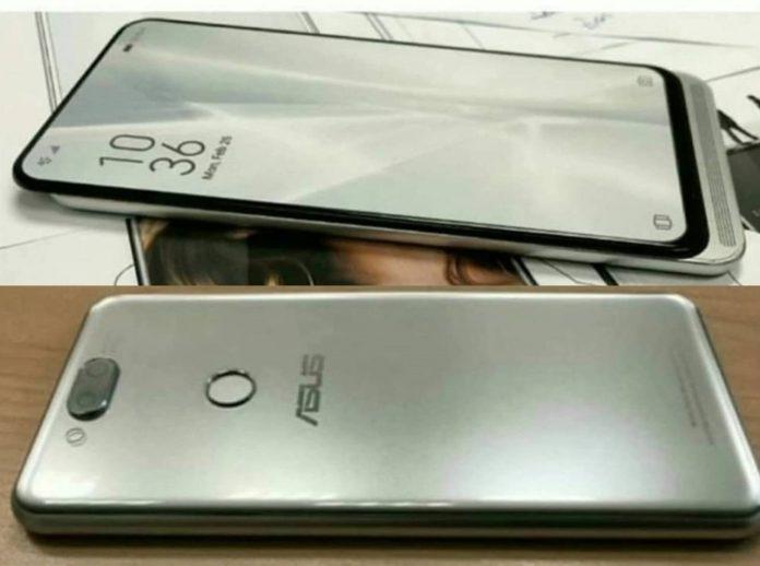 Фото прототипа ASUS ZenFone 6: очередной слайдер? – фото 1