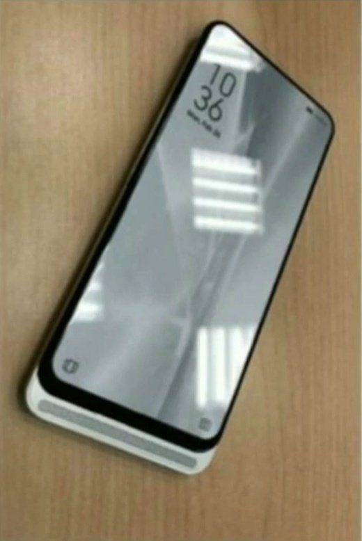 Фото прототипа ASUS ZenFone 6: очередной слайдер? – фото 3