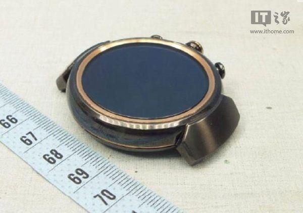 ASUS ZenWatch 3 попал на фото – фото 3