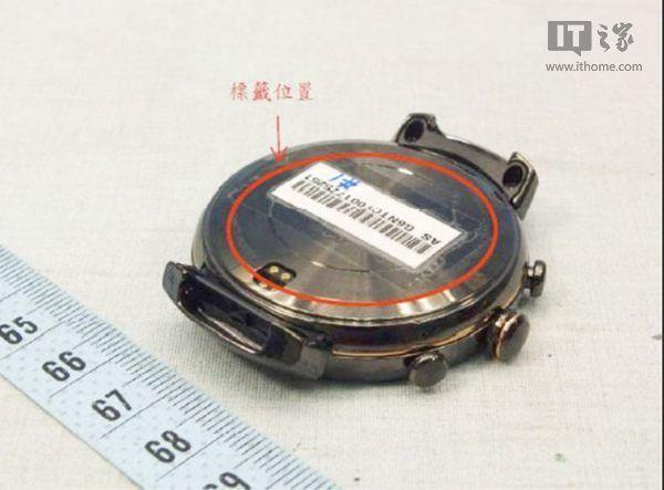 ASUS ZenWatch 3 попал на фото – фото 2