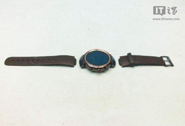 ASUS ZenWatch 3 попал на фото – фото 1