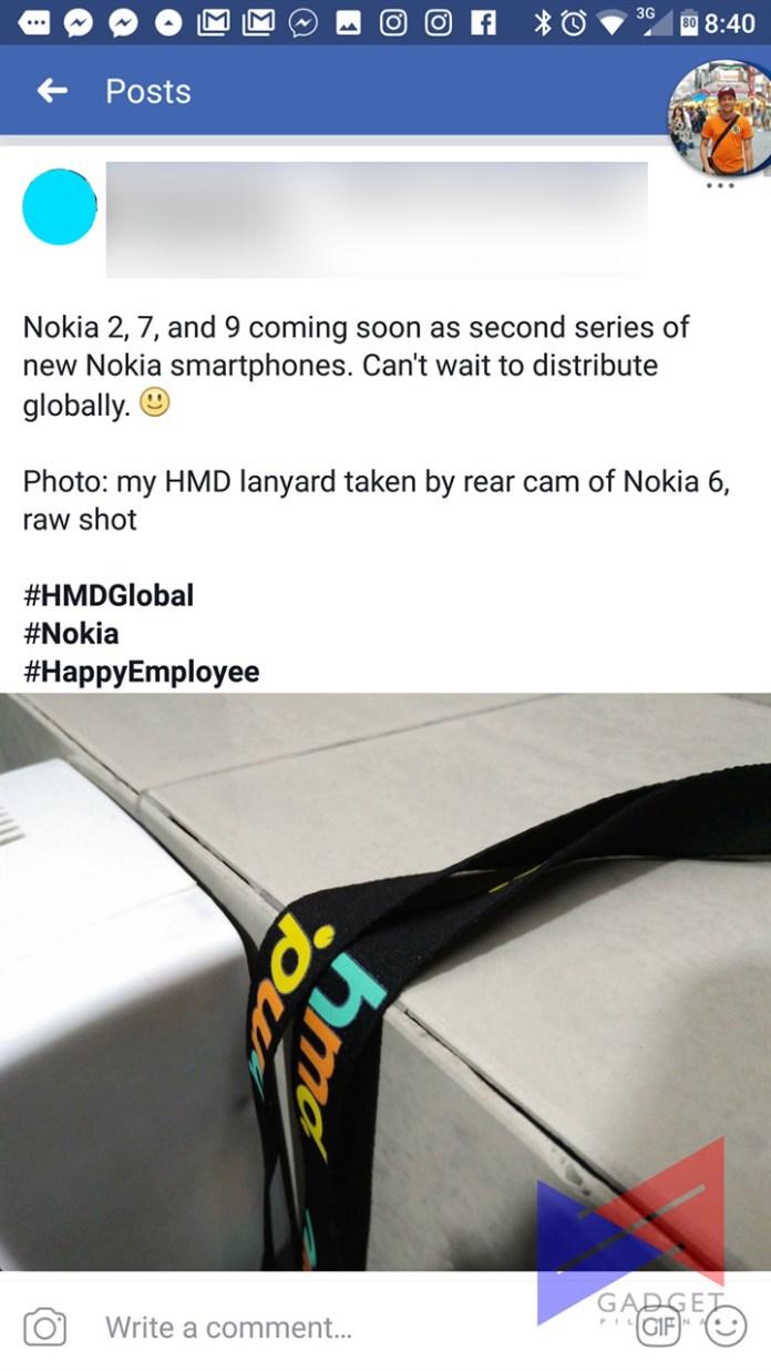 Выход Nokia 9, Nokia 7 и Nokia 2 перенесен на начало 2018 года – фото 1