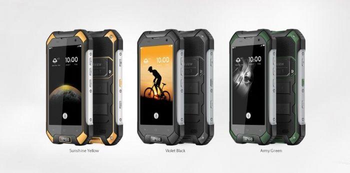 Смартфон BV6000S от Blackview - гаджет, который понравится любителям экстрима – фото 3