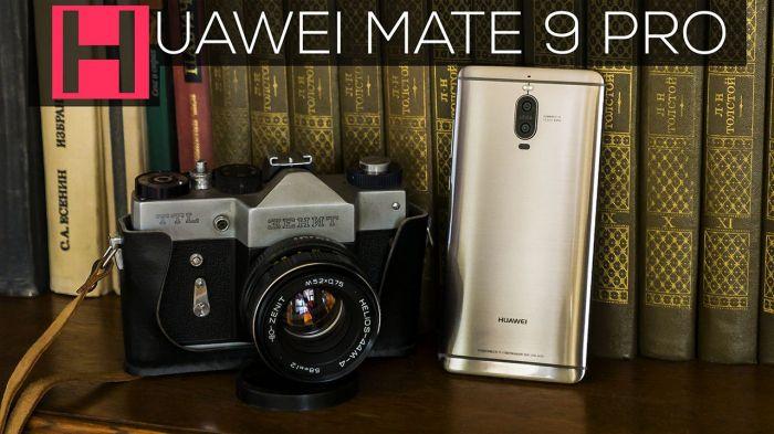 Huawei Mate 9 Pro: обзор смартфона, которому до звания идеального чуть-чуть не хватило – фото 1