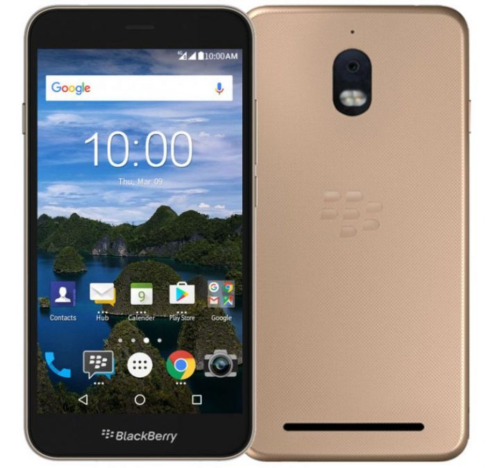Дебютировал BlackBerry Aurora с чипом Snapdragon 425 и  Android 7.0 Nougat – фото 1