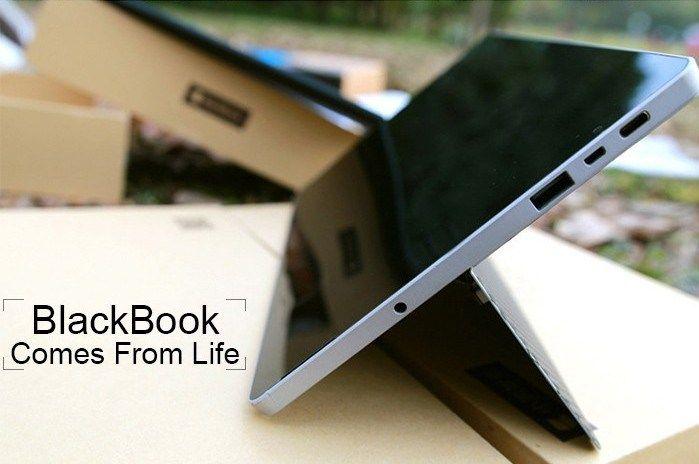 BlackBook: 10,1-дюймовый гибридный планшет на Windows 10 – фото 4