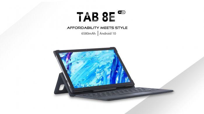 Планшет Blackview Tab 8E Wi-Fi доступен со скидкой и скоро старт продаж беспроводных наушников Blackview AirBuds 1 – фото 1
