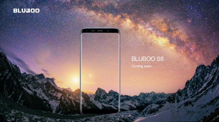 Bluboo S8 станет бюджетным клоном Samsung Galaxy S8 – фото 1