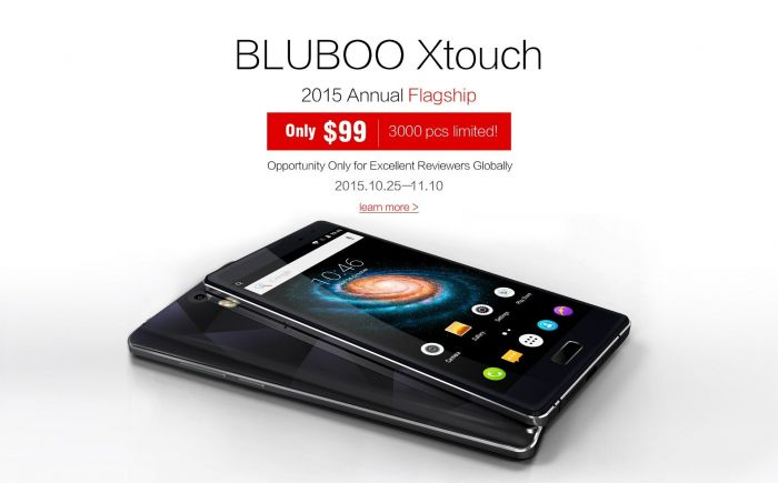 Bluboo_Xtouch за 99$