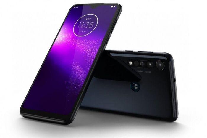 Представлен недорогой Motorola One Macro с тройной камерой за $140 – фото 1