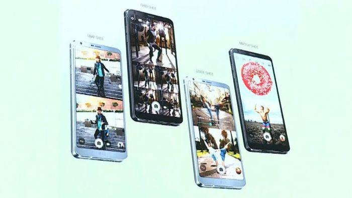 LG G6: представлен водонепроницаемый флагман с FullVision-дисплеем – фото 3