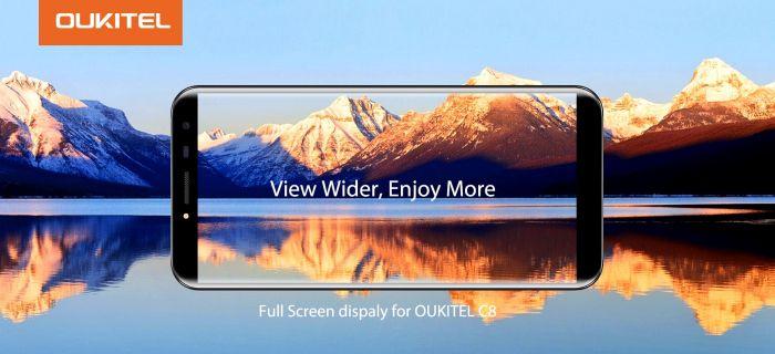 Выбираем лучший недорогой смартфон: Oukitel C8 или Xiaomi Redmi 4X – фото 2