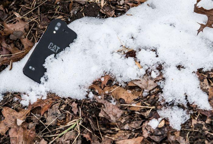 Cat S61 — защищенный смартфон, что «видит» сквозь стены – фото 5