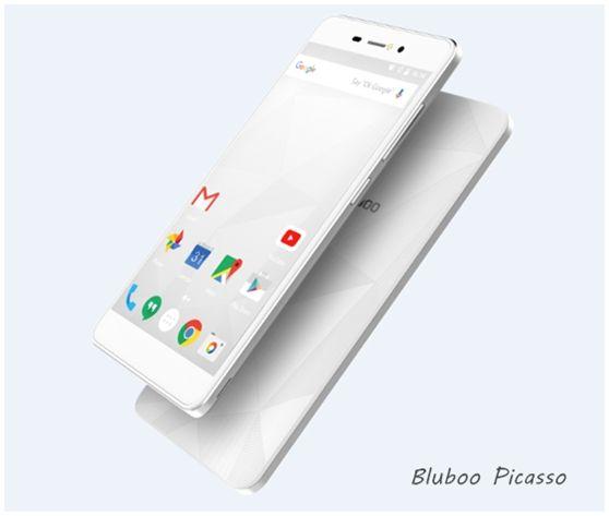 Bluboo Picasso: свежие утечки о смартфоне с МТ6580 и 2 Гб ОЗУ – фото 2