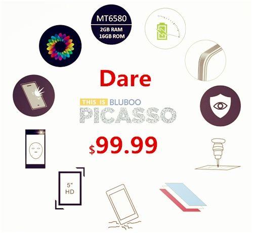 Bluboo Picasso: свежие утечки о смартфоне с МТ6580 и 2 Гб ОЗУ – фото 3