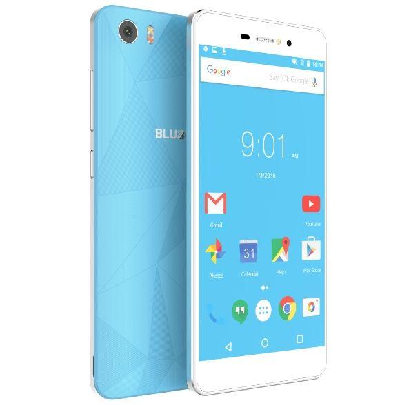Bluboo Picasso может стать первым в мире доступным смартфоном, способным защитить органы зрения от излучений синего цвета – фото 1