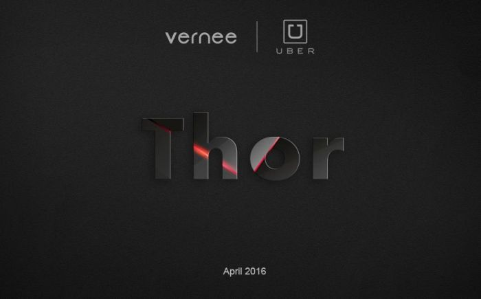 Vernee Thor получит 5-дюймовый дисплей, процессор МТ6753, 3/16 Гб памяти и UberOS – фото 2