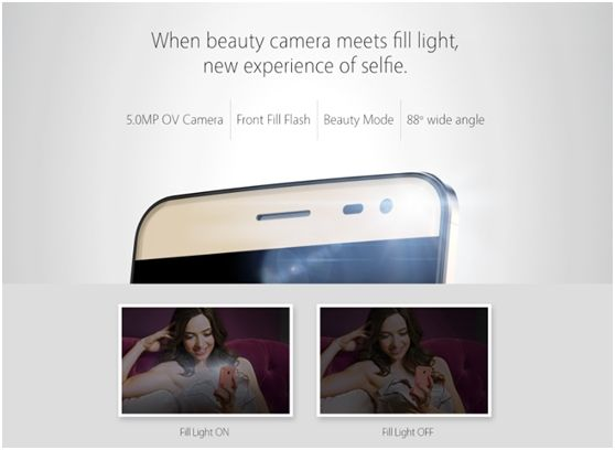 Bluboo Xfire 2 будет одним из самых доступных смартфонов с металлическим корпусом и Touch ID – фото 1