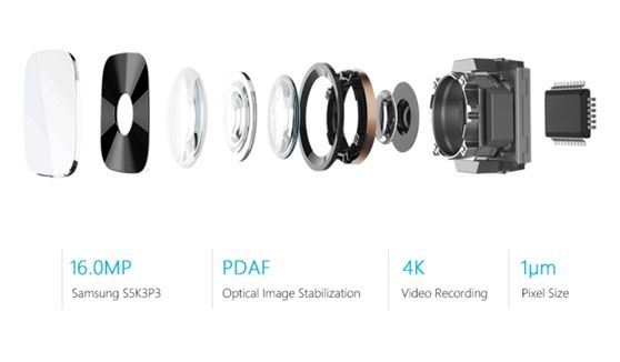 Vernee Apollo Lite получит 16 Мп камеру Samsung S5K3P3 и анонс перенесен на июнь – фото 2