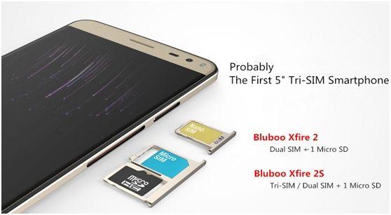 Bluboo Xfire 2 будет одним из самых доступных смартфонов с металлическим корпусом и Touch ID – фото 2