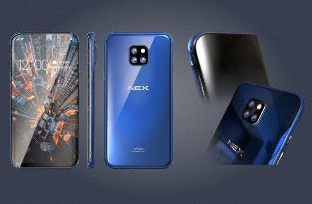Vivo NEX 2 обещают съемную камеру – фото 1