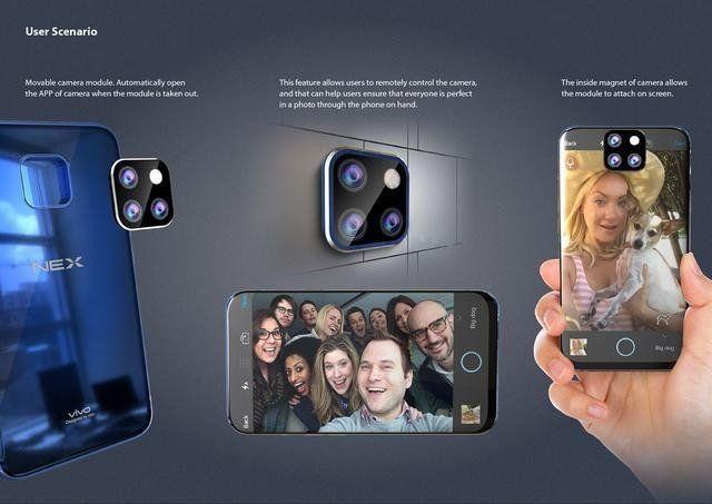 Vivo NEX 2 обещают съемную камеру – фото 2